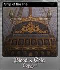 Blood & Gold Caribbean Foil 07