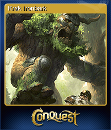 Conquest of Champions Card 3