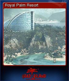 Dead Island Card 5