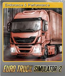 Euro Truck Simulator 2 Foil 2