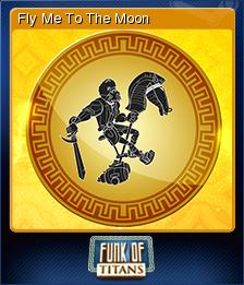 Funk of Titans Card 1