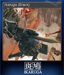 Ikaruga Card 2