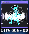 Life Goes On Card 1