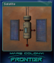 Mars Colony Frontier Card 4