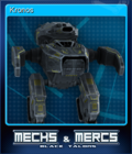 Mechs Mercs Black Talons Card 4