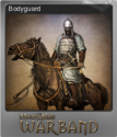 Mount & Blade Warband Foil 3