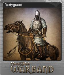 Mount & Blade Warband Foil 3