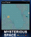 Mysterious Space Card 5