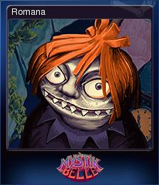 Mystik Belle Card 5