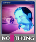 NO THING Foil 1