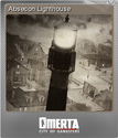 Omerta - City of Gangsters Foil 6