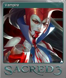 Sacred 3 Foil 07