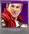 Saints Row The Third Foil 3