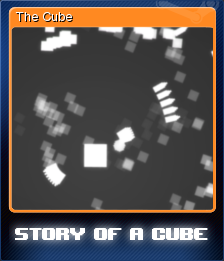 Story of a Cube Card 1