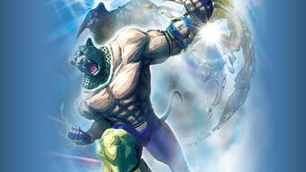 Street Fighter X Tekken King Steam Trading Cards Wiki Fandom