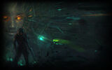 System Shock 2 Background Confrontation