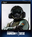 Tom Clancy's Rainbow Six Siege Card 08