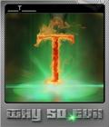 Why So Evil Foil 4