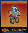 Alien Blitz Card 5