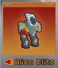 Alien Blitz Foil 5
