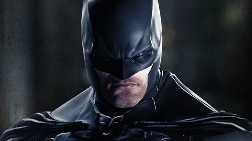 Batman Arkham Origins Artwork 2