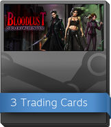 BloodLust Shadowhunter Booster Pack