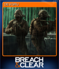 Breach & Clear Card 5