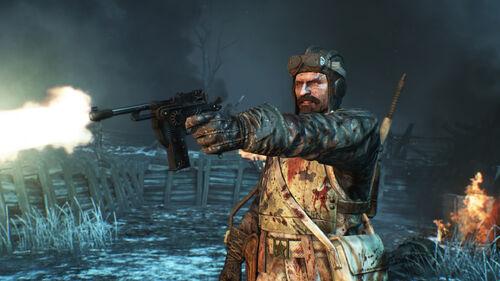 Call of Duty Black Ops II Zombies Artwork 05