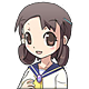 Corpse Party Badge 3