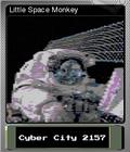Cyber City 2157 The Visual Novel Foil 07