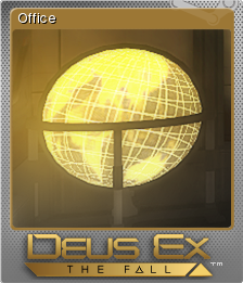 Deus Ex The Fall Foil 2