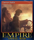 Empire Total War Card 1