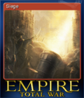 Empire Total War Card 6