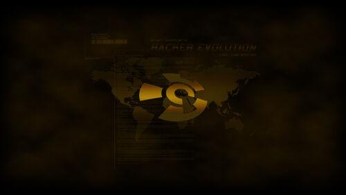 Hacker Evolution Artwork 2