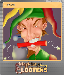 Magicians & Looters Foil 2
