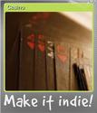 Make it indie Foil 5