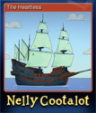 Nelly Cootalot The Fowl Fleet Card 5
