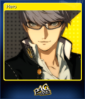 Persona 4 Golden Card 1