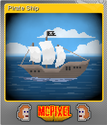 Pirate Ship (Foil)