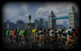 Pro Cycling Manager 2014 Background The London Bridge