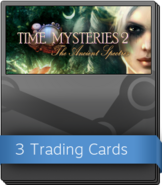 Time Mysteries The Ancient Spectres Booster