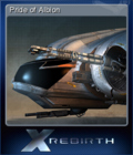 X Rebirth Card 1