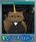 Army of Tentacles (Not) A Cthulhu Dating Sim Foil 1