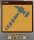 Axes and Acres Foil 2