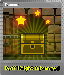 Buff Knight Advanced Foil 6