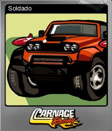 Carnage Racing Foil 2