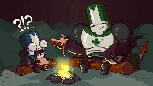 Castle Crashers Artwork 3