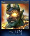 Fallen Enchantress Legendary Heroes Card 12