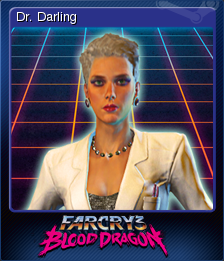 Far Cry 3 Blood Dragon Card 1