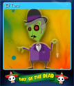Forgotten Tales Day of the Dead Card 11